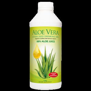 Aloe Vera Drinking Gel with Manuka Honey