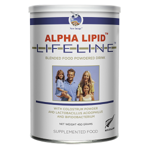 Alpha Lipid Lifeline Colostrum 450gr Powdered drink