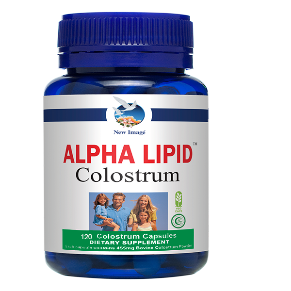 Alpha Lipid Colostrum Capsules