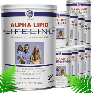 Colostrum Life Alpha Lipid Lifeline Bulk Buy
