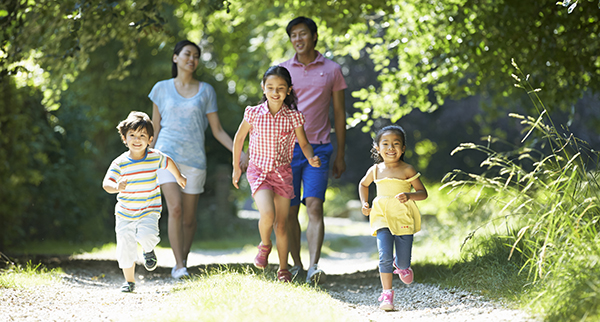 Healthy family immune support