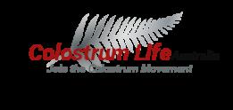 Colostrum Life Australia Logo