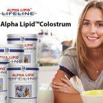 Alpha Lipid Colostrum Breakfast Shake